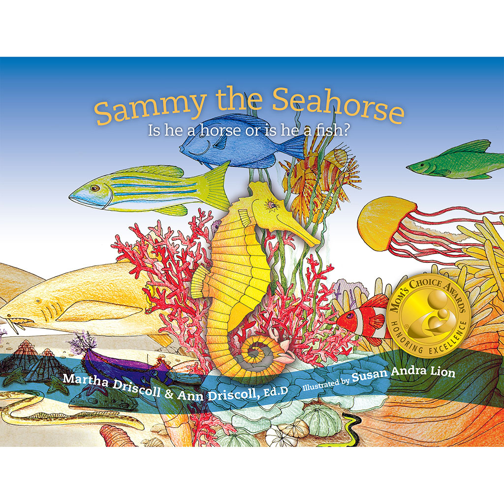 Sammy the Seahorse cover